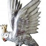 Koningsvogel-geknipt