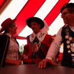 Anna-Marie met Europese Koning en Prins