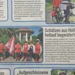 Krantenartikel Peiner Algemeiner zeitung
